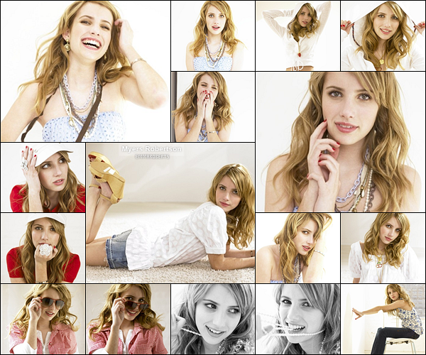 ✿ Partie 5 - Découvrez un autre photoshoot d'Emma réalisé durant l'année 2007.