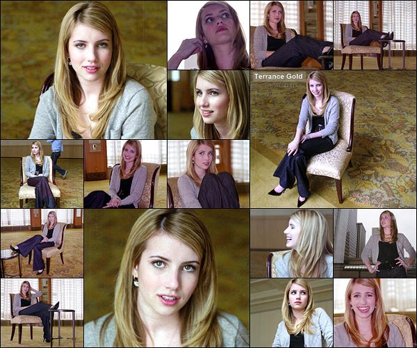 ✿ Partie 6 - Découvrez un autre photoshoot d'Emma réalisé durant l'année 2007.