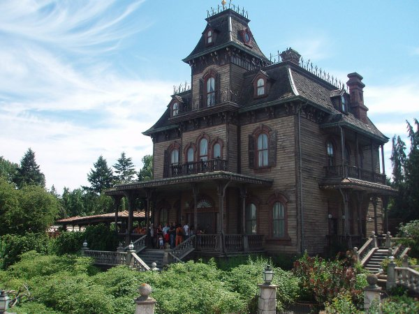 LONGUE REHABILITATION DE PHANTOM MANOR