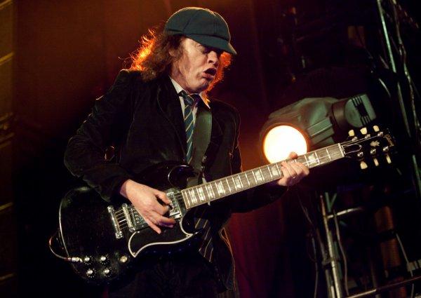 Angus Young : La légende vivante