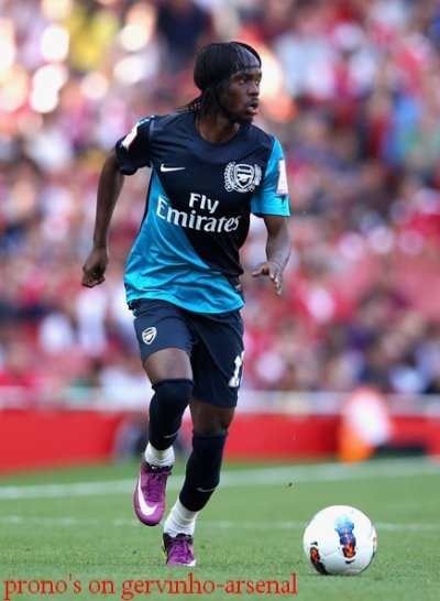 Pronostic chez gervinho-arsenal