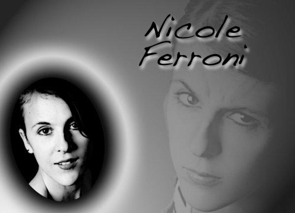 Montage sur Nicole Ferroni ^^