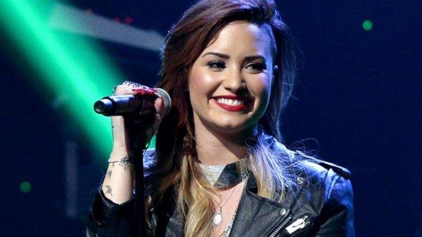 Un incident étrange lors d'un concert de Demi Lovato