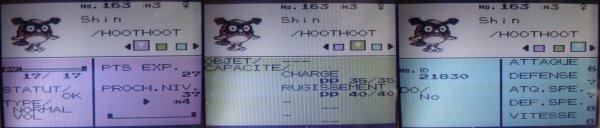 Compte rendu Pokémon No'