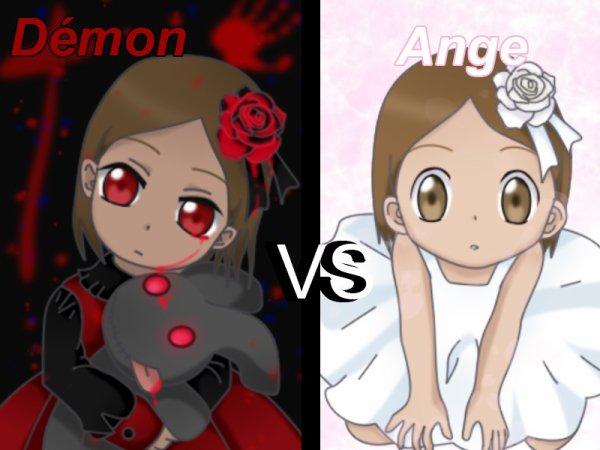 Ange ou Démon ?