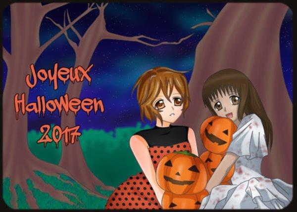 Joyeux Halloween !!!!!
