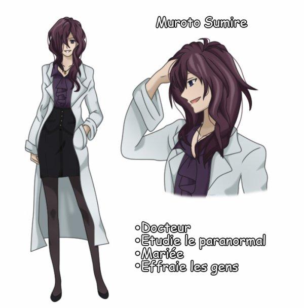 Un docteur assez étrange...