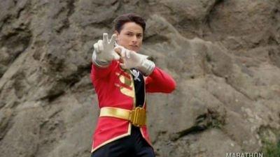 Power Rangers Super Megaforce Rangers Morph and Roll Call