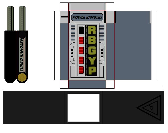 Power Ranger Morphs imilar Deviations