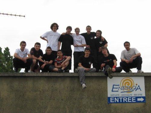 Parkour Day - Troyes - Samedi 29 mai 2010