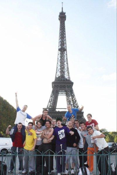 Séjour à Paris : 22 et 23 juillet 2011