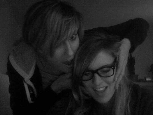 On a grandi ensemble, on a découvert des choses ensemble, on a ri ensemble, on restera ensemble.