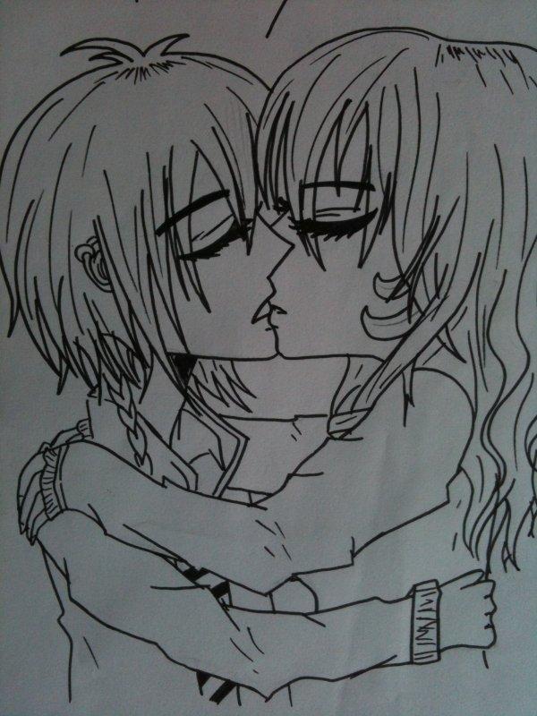 Mon dessin 'w'
