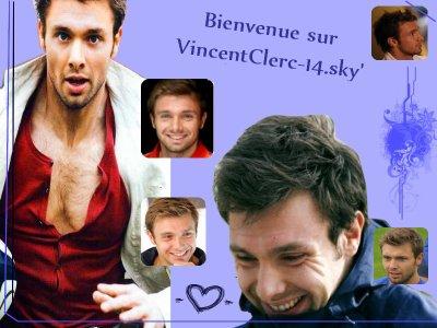 • Bienvenue sur VincentClerc-14 •