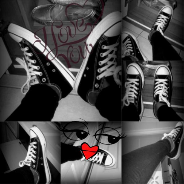 Les chaussures de mais rêve