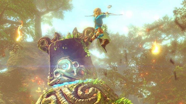 Skill appris : Deuxième article ! ... sur Zelda Breath of the Wild ! :D