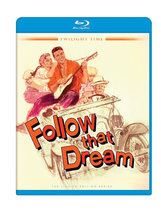 Follow That Dream Blu Ray