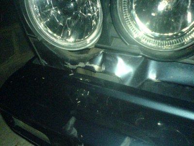 La fin de ma première voiture