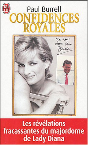Confidences royale de Paul Burell
