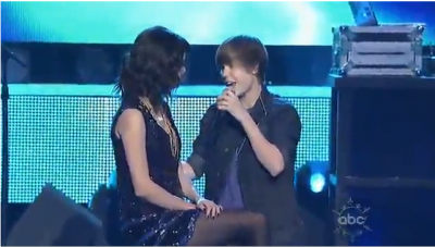 Justin Bieber et les filles