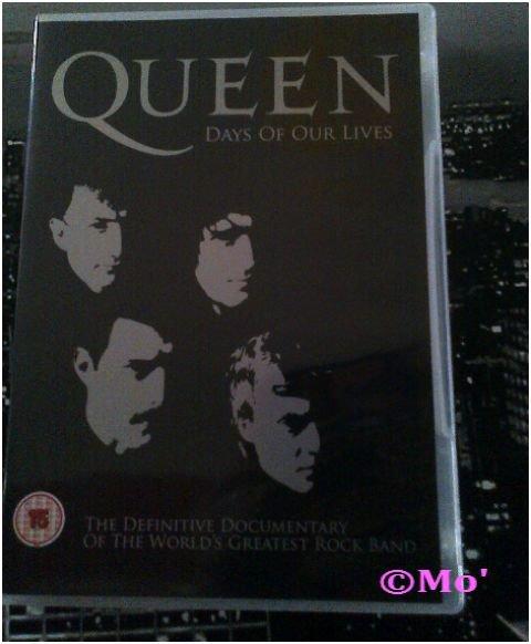 Nouveau DVD :3