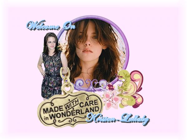 """Pourquoi Kristen-Lullaby ?(explication de l'adresse du blog).J'aimais beaucoup la chanson dans Fascination """"bella's lullaby"""", j'ai donc tenter ce pseudo mais il était déjà pris.Après réflexion je me suis dis que ce n'était pas grave car mon blog traiterait sur Kristen et non Bella c'est comme ça qu'est né Kristen-Lullaby.  +Love Kristen"""