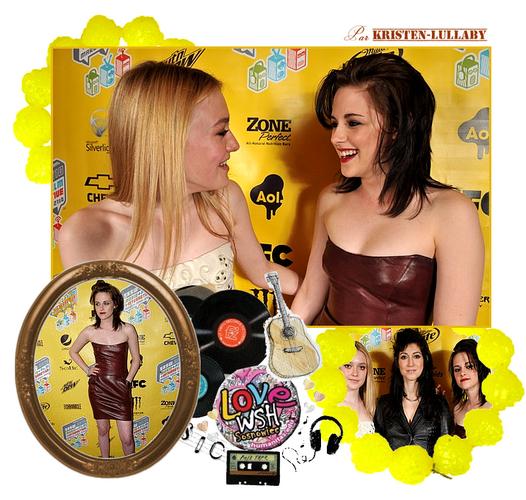 """18 mars 2010: La première de """"The Runaways"""" au SXSW Festival."""