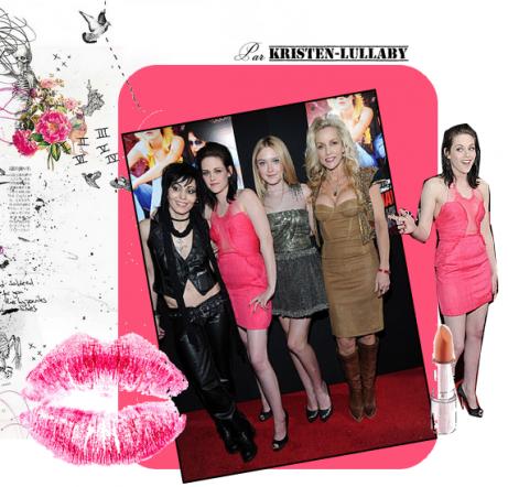 "11mars 2010: Première de ""The Runaways"" à L.A."