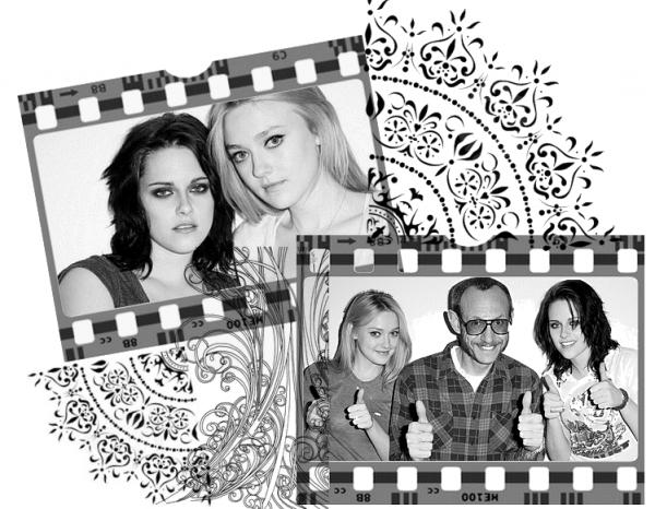 4 Mai 2010 : Deux nouvelles photos de Kris et Dakota par Rolling Stone Magazine.