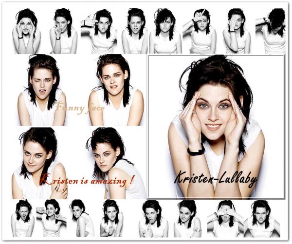 26 mai 2010 :Outtakes du shoot pour Flaunt.