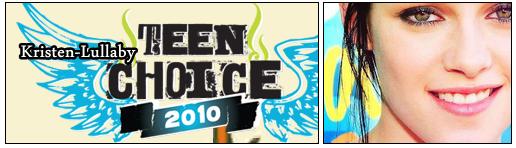 9 Août 2010: Teen Choices Awards (sans kris)