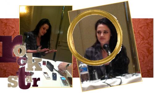 Jeudi 3 Novembre 2011 :Conférence de presse à Beverly Hills pour Breaking Dawn partie 1. Traduction : Kristen Stewart France.