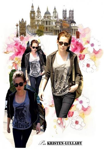 Mardi 7 Juin 2011 : Kristen attendue aux Glamour Awards à Londres.