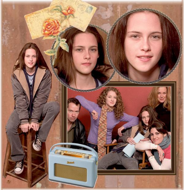 """Portraits pour """"Speak"""" de Kristen et du cast au Festival Sundance en 2004."""