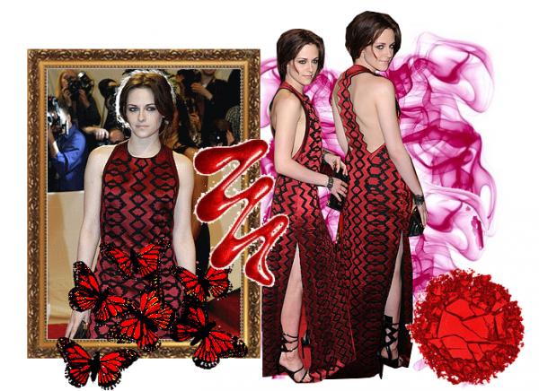Lundi 2 Mai 2011 : Kristen présente au gala organisé au Met en hommage à Alexander McQueen.