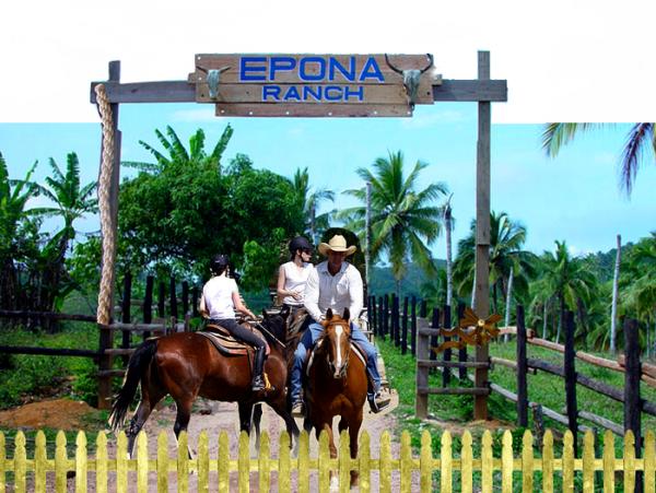 13 Juillet 2011 : Kris s'entraine toujours à monter à cheval.