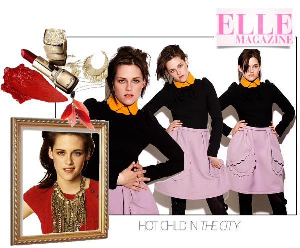 Plus de 80 nouveaux outakkes du shoot pour Elle Uk 2010 sont apparues.Je vous montre à quoi ça ressemble.