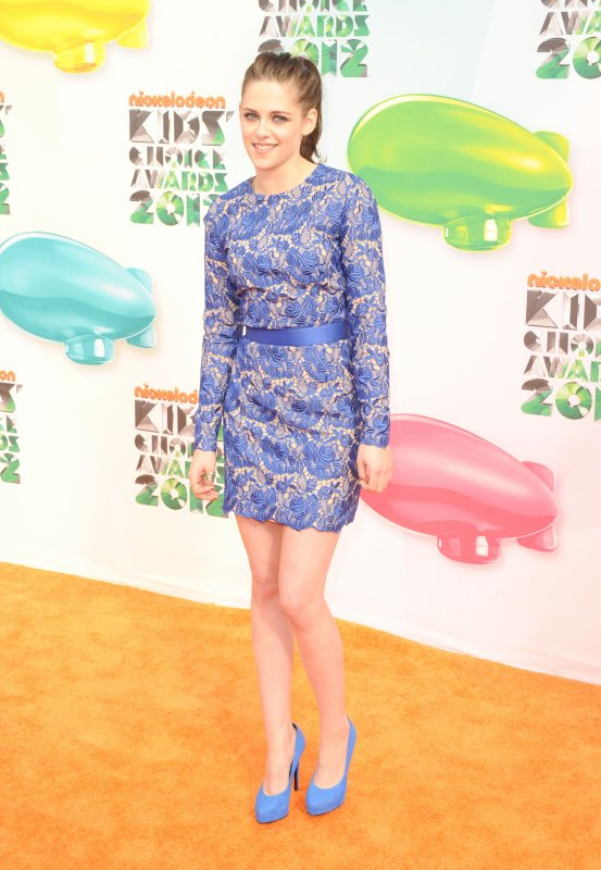 Samedi 31 Mars 2012 : Cérémonie des Kids Choice Awards à LA.
