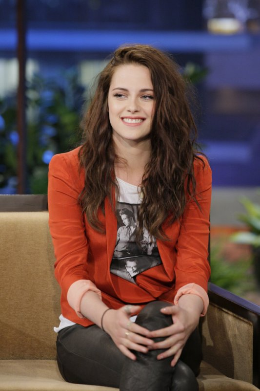 "Vendredi 4 Mai 2012 : Kristen est venue faire la promotion de SWATH dans l'émission ""The Tonight Show with Jay Leno""."