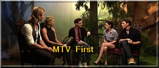 Mardi 8 Mai 2012 : MTV First avec le cast de SWATH.