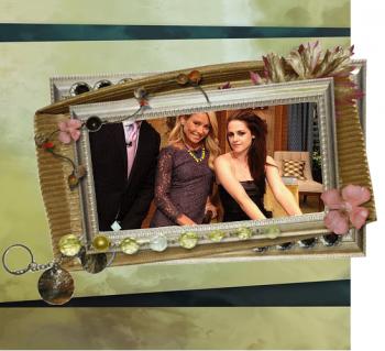 """Jeudi 31 Mai 2012 : Kristen au """"Live with Kelly"""". + Kristen au """"Today Show""""."""