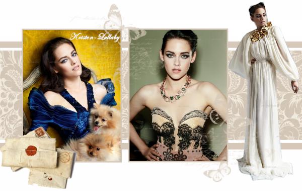 De nouveaux outakkes du shoot de Vanity Fair.