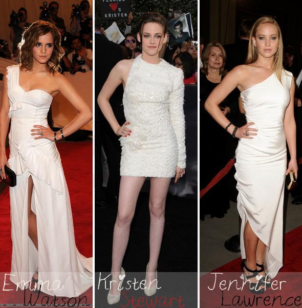 Trois sagas à succès , trois actrices , trois styles. Qui est la plus chic ?