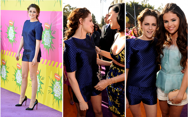 Samedi 23 Mars 2013 : Kids Choice Awards :
