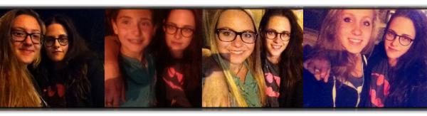 Des fans rencontrent Kristen sur le tournage de Sils Maria :