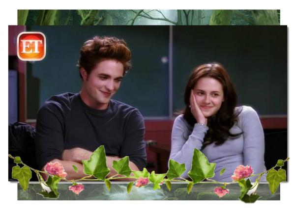 Aperçu des bonus du coffret Twilight, La saga - L'intégrale :