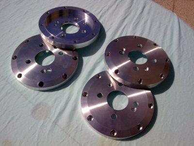 Conception et fabrication des boles pour les disques de frein