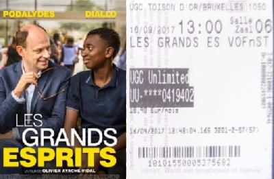 773 -[16-09-2017 : « Les Grands Esprits »]