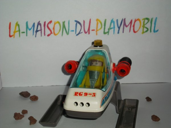 vaiseau playmospace