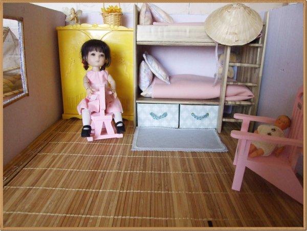 La petite chambre de Michèle